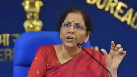 Finance Minister, India, Nirmala Sitharaman announces a host of COVID relief measures